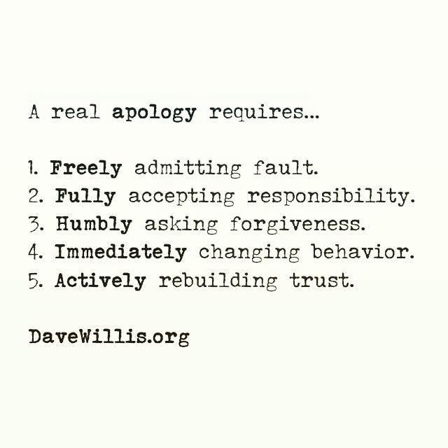 gaining trust back quotes