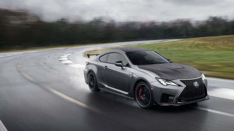 2020 Lexus Rc F Track Edition Review With Specs Photos And More Lexus Truck Lexus Coupe Sports Coupe