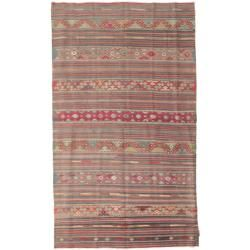 Photo of Kilim semi-antique turkey carpet 158×270 oriental carpet
