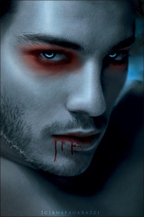 Male vampire foto 8