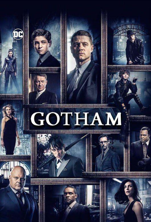 GOTHAM Season 3 Poster | Gotham series, Gotham tv, Gotham