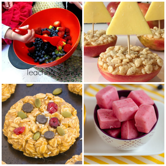 Fun snacks for kids no cooking required snacks ideas snacks fun snacks for kids no cooking required forumfinder Images