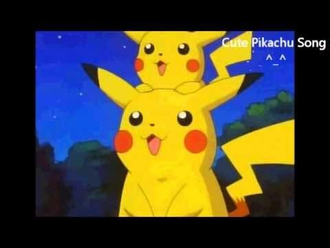 Cute Pikachu Song
