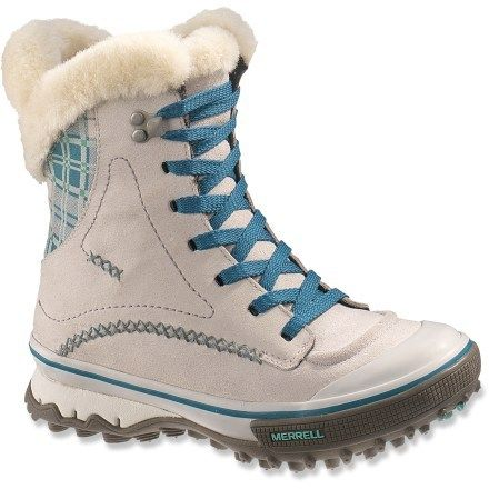 6efffa3dab Merrell Pixie Lace Waterproof Winter Boots - Women's - 2011 Closeout ...