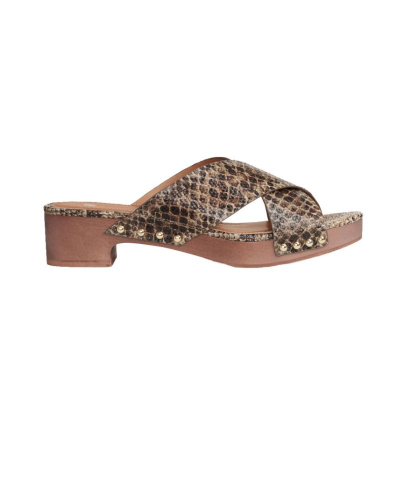 H&M Slip-On Sandals, $35, hm.com