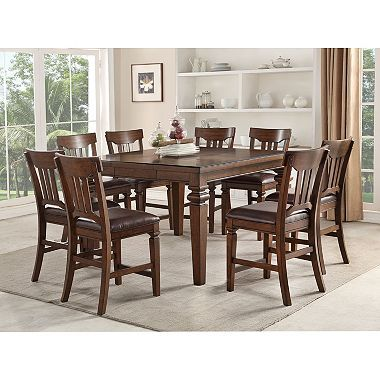 899 00 Member S Mark Carter 9 Piece Counter Height Dining
