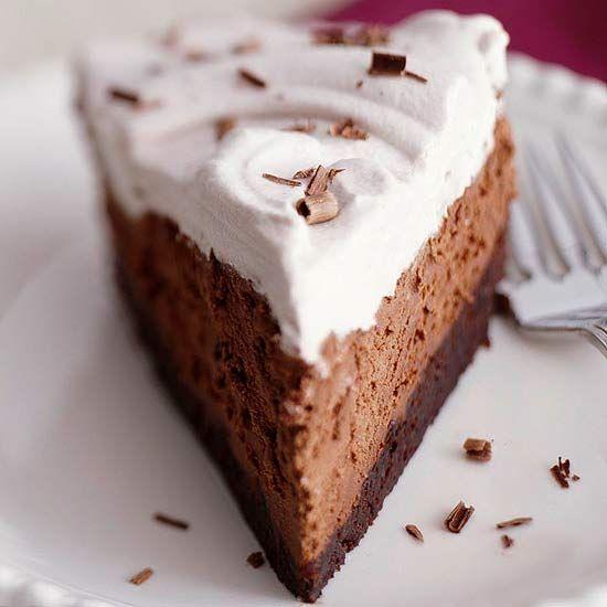 Decadent Chocolate Pies