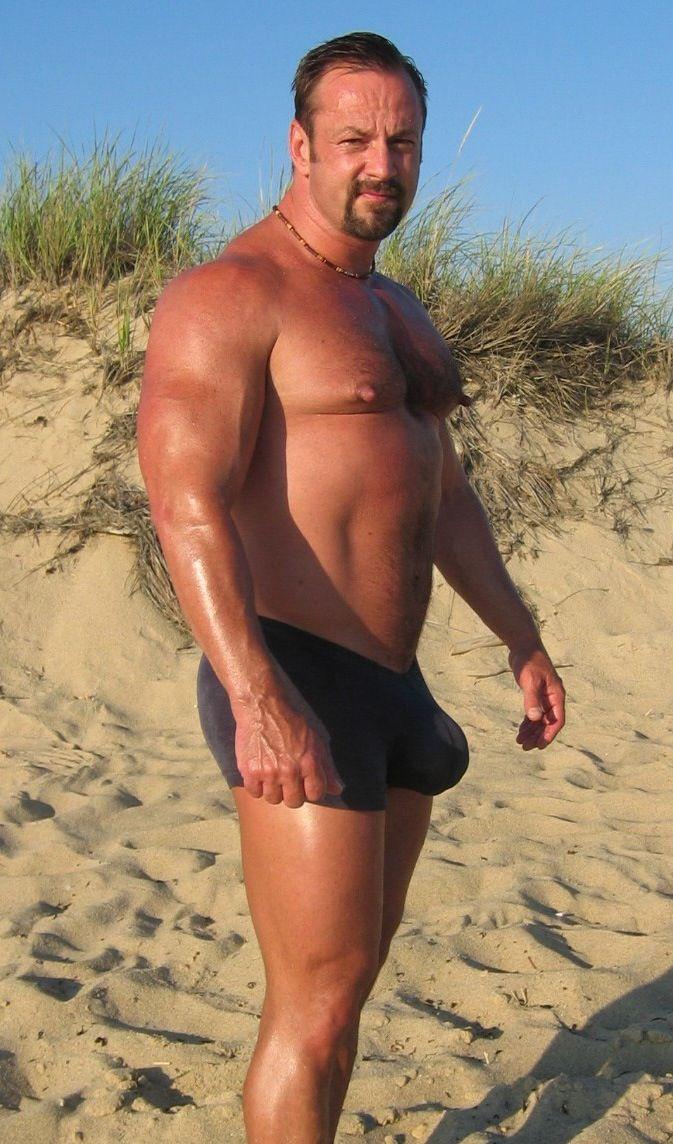 mature man bulge