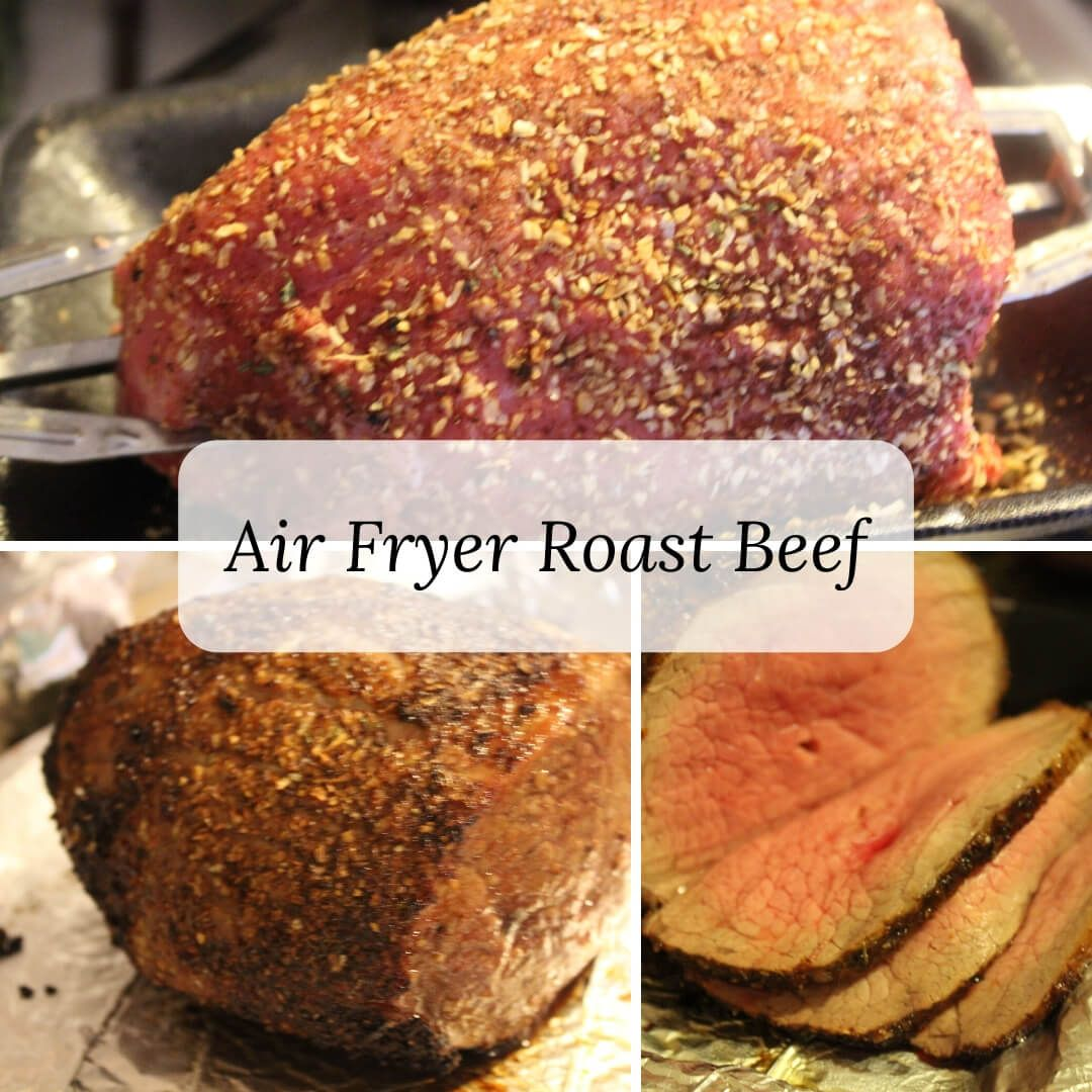 Air Fryer Roast Beef Recipe (With images) Air fryer