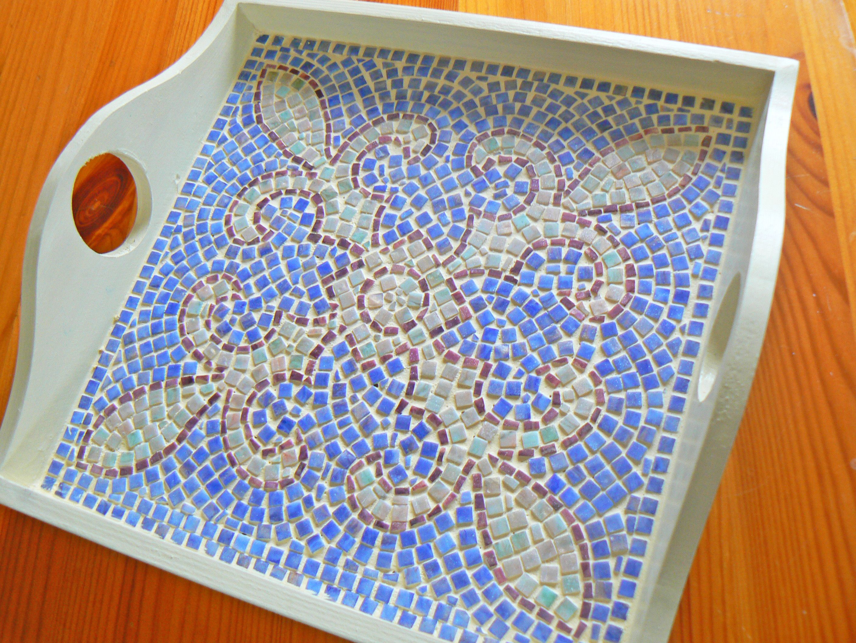 Creative Inspirations: Span Studio -. Mosaic TrayMosaic ...