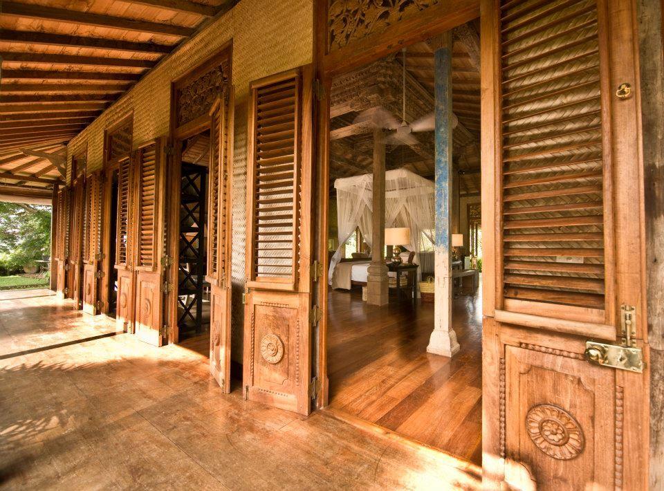 La suite dubu à kahanda kanda java indonésie. une maison