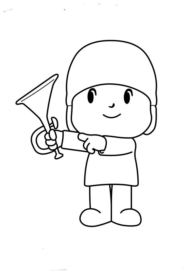 Wonderful Pocoyo Dibujos