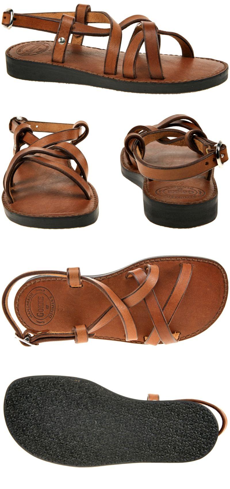 81711d6d68445 GOKKE Stylowe sandały skórzane damskie 38 - 3806309754 - oficjalne archiwum  allegro