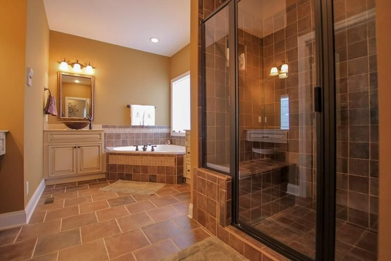 Inspiration Web Design  Brown Master Bathroom Designs Page of