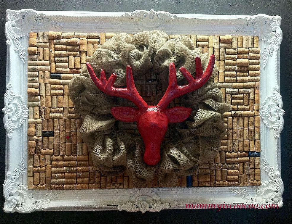 Photo of Make A Burlap Ribbon Wreath & Decorate One Wreath for ALL Seasons