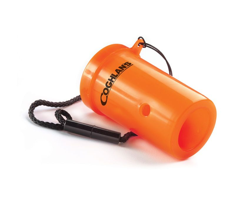 Details about Survival Horn 120dB Coghlans Emergency Rescue Signal Louder than Whistle