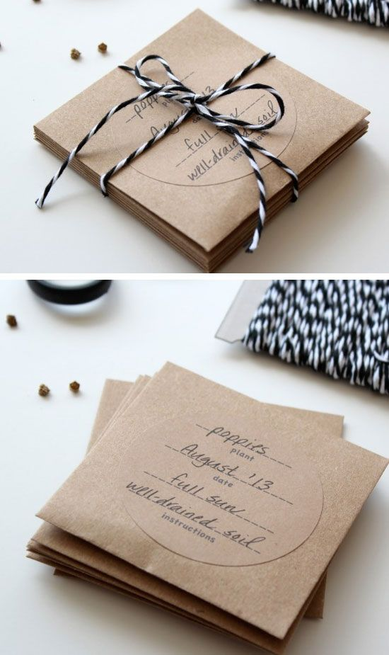 18 Last Minute Diy Mothers Day Gift Ideas Seed Packets