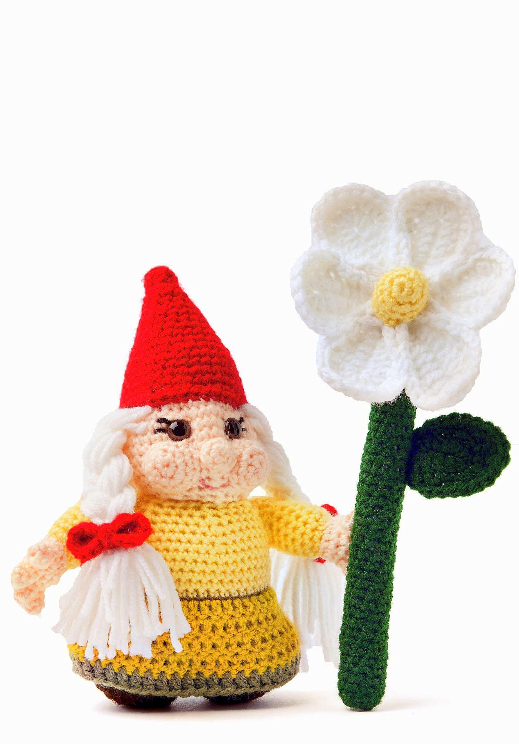 Enchanted forrest creatures Crochet pattern | Crochet Fairy Tale ...