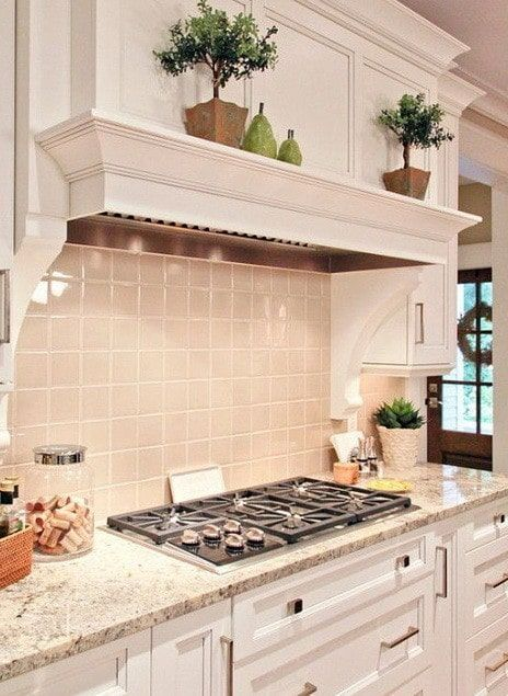 40 Kitchen Vent Range Hood Design Ideas_04 #Ranges | Ranges | Pinterest |  Hoods, Ranges And Kitchens