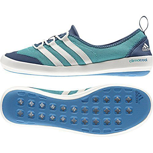 adidas Outdoor Women's Climacool Boat Sleek Water Shoe
