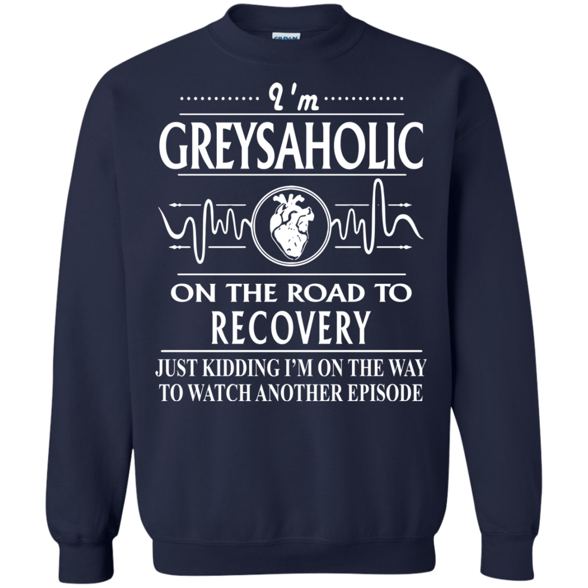 Grey\'s Anatomy T shirts I\'m Greysaholic Hoodies Sweatshirts | Grey\'s ...