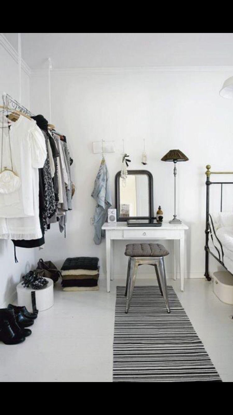 Master bedroom wardrobe designs inside  All white  NYC Apartment  Pinterest  Flats