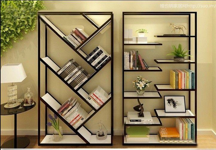 bibliotheque creative de fer americain