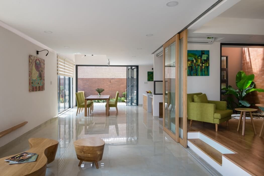 2H House by Truong An Architecture + 23o5Studio