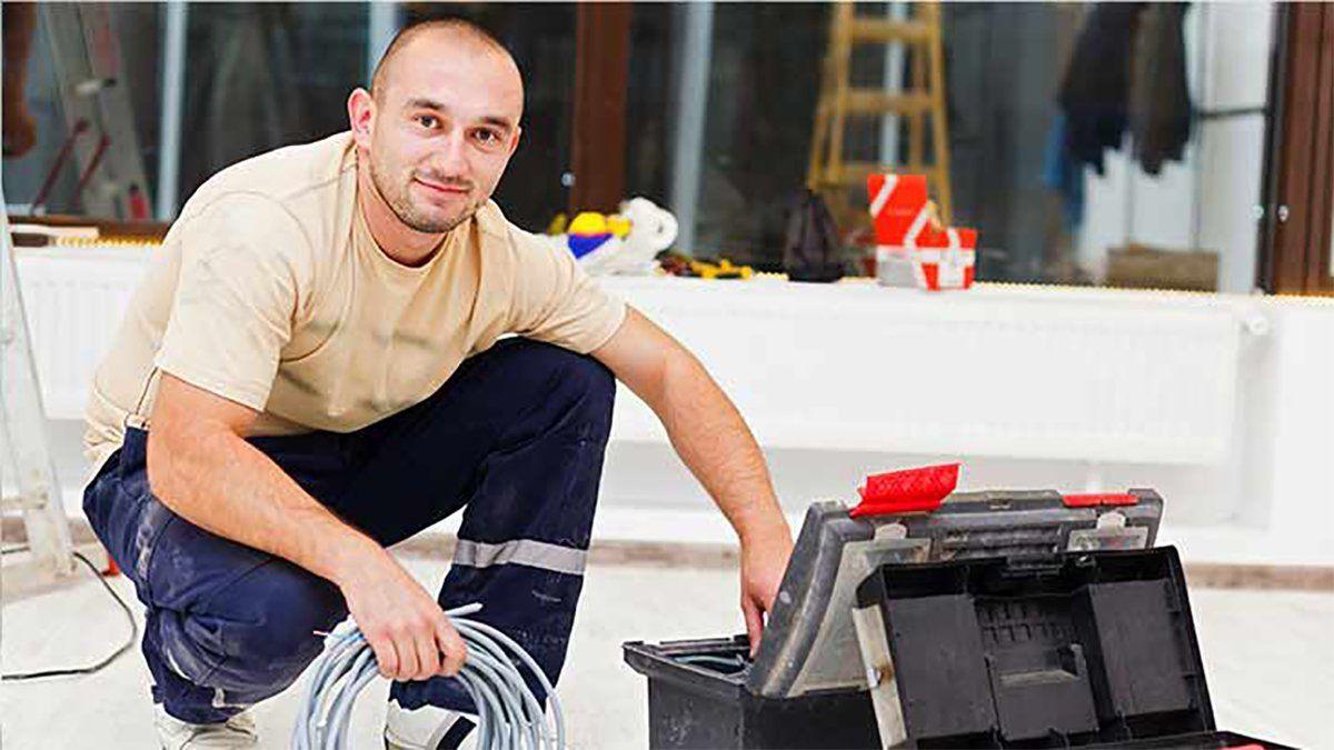 Услуга Мастера - сервис вызова мастера на дом