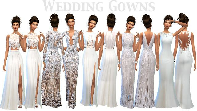 50447e987ee Sims 4 CC s - The Best  Clothing for Women by Wingly Simmer