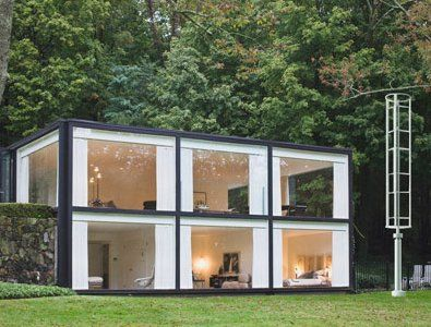 Big windows are nice shipping container home design for Maison container 91