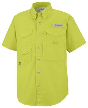 Columbia Bonehead Boys Fishing Shirt