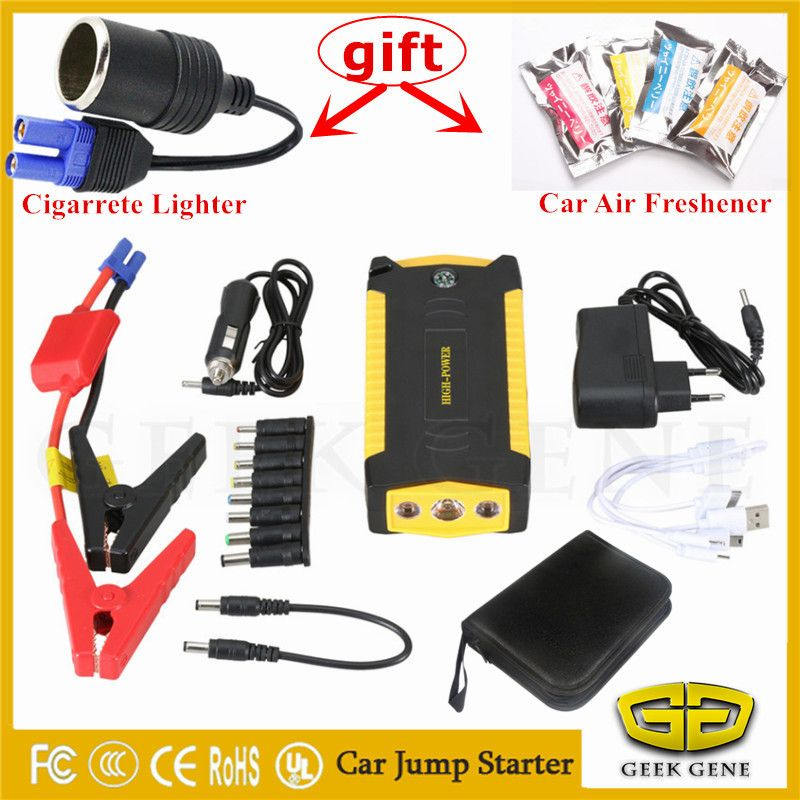 2018 Car Jump Starter 16000mAh High Power Bank Portable
