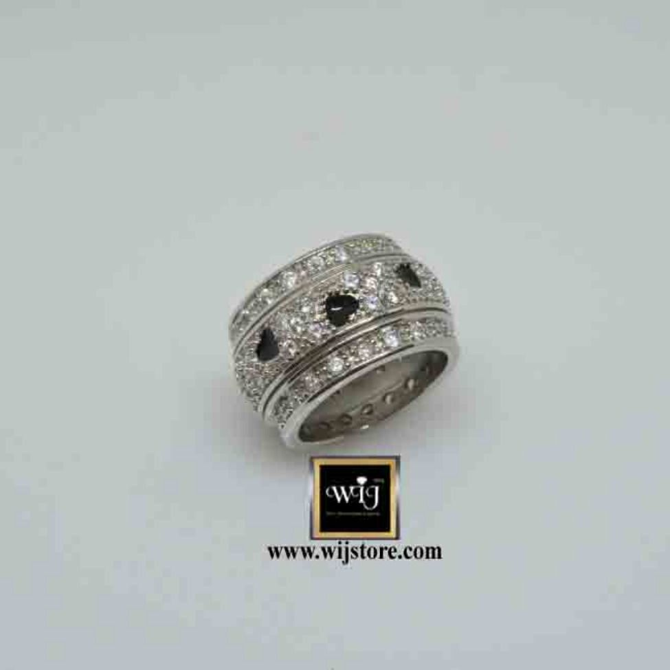 خاتم فضة نسائى عيار 925 Engagement Rings Rings Jewelry