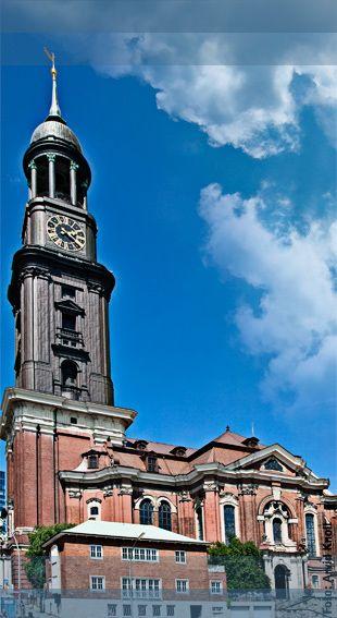 Hauptkirche St Michaelis Hamburg Hamburg Hamburg Sehenswurdigkeiten Hansestadt Hamburg
