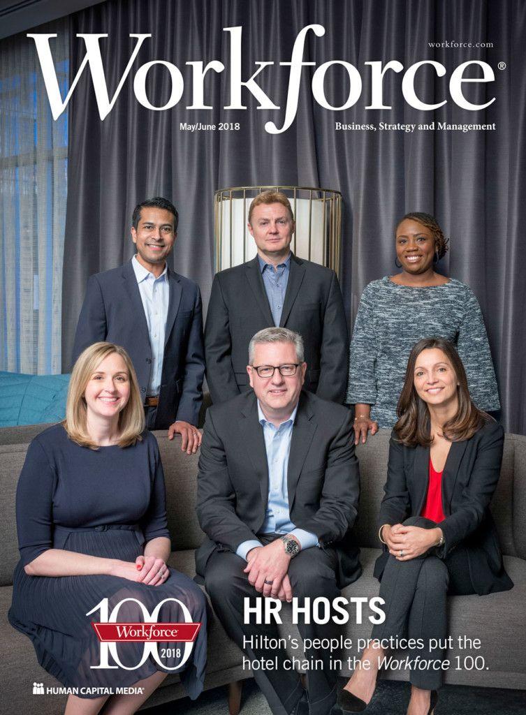 The New Hr Organization Workforce Magazine Workforce Workforce Management Organization