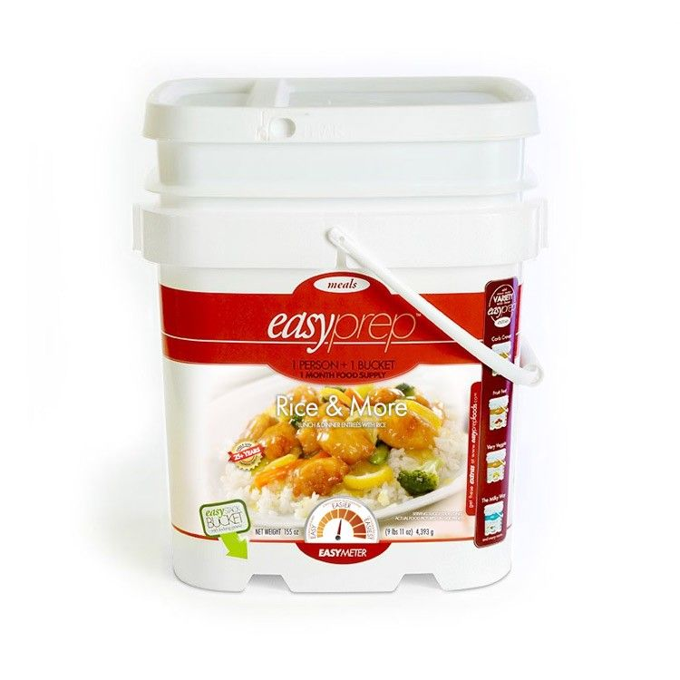 EasyPrep Rice and More