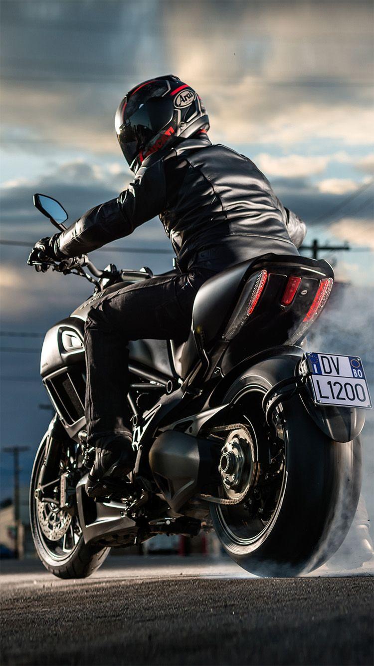 Ducati Diavel IPhone 6 Plus Wallpaper