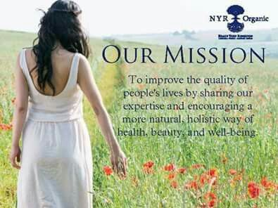 Our mission...love it? Shop organic here https://uk.nyrorganic.com/shop/KarenHarkins/
