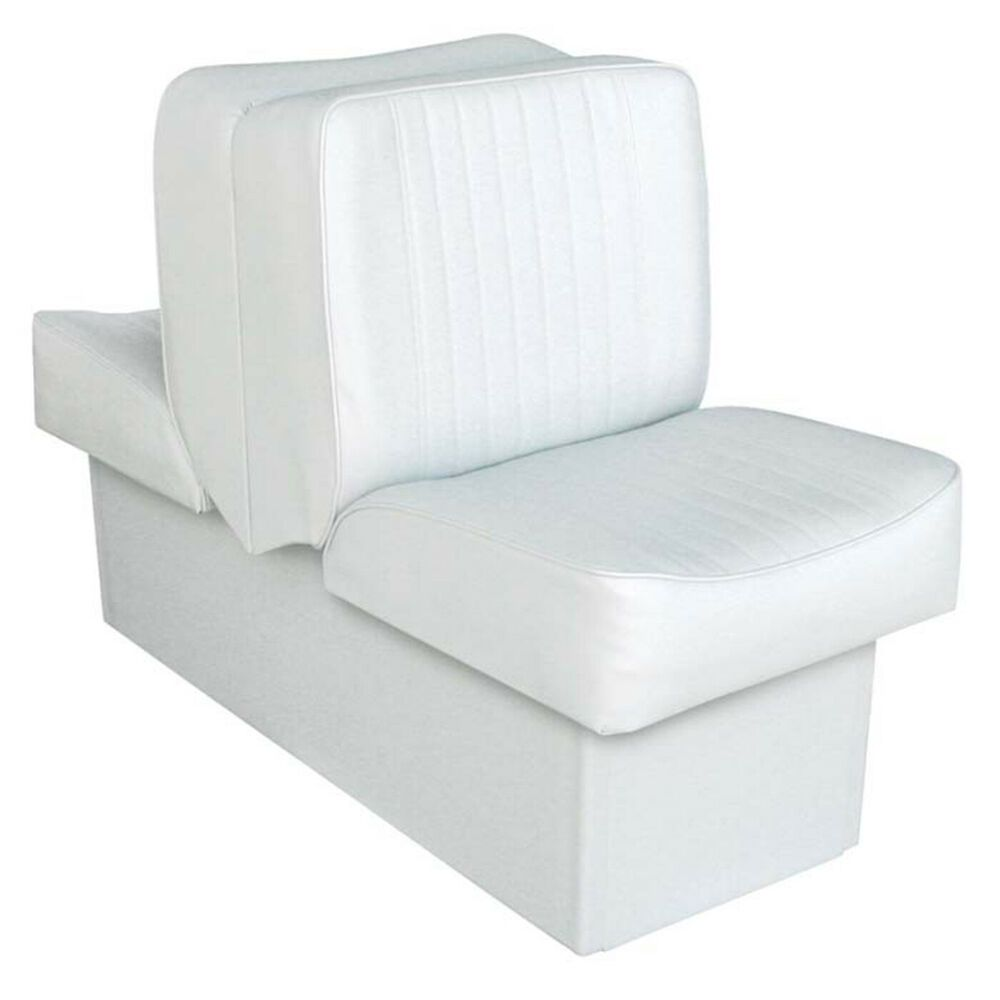 Ebay Sponsored Wise 8wd707p 1 710 Deluxe Series Back To Back Lounge Boat Seat Vinyl Chair White Lounge Seating Lounge Chair Outdoor Vinyl Chairs