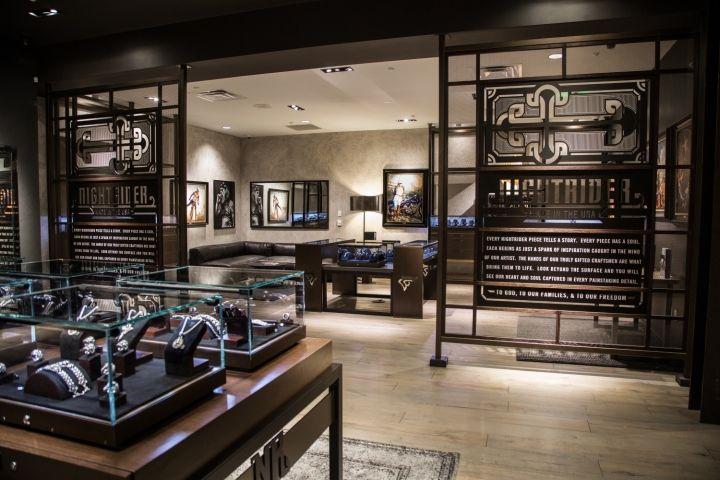 Nightrider jewelry by 555 International, Denver – Colorado » Retail Design Blog