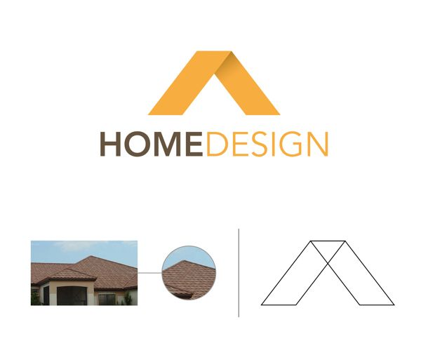 Home Design Logo | Logo Inspiration | Pinterest | Logos