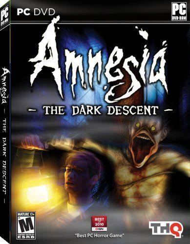 Amnesia The Dark Descent By Valusoft Dark Horse Comics Scary