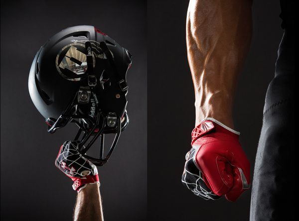 university of utah football hall of fame photography by kevin winzeler via behance