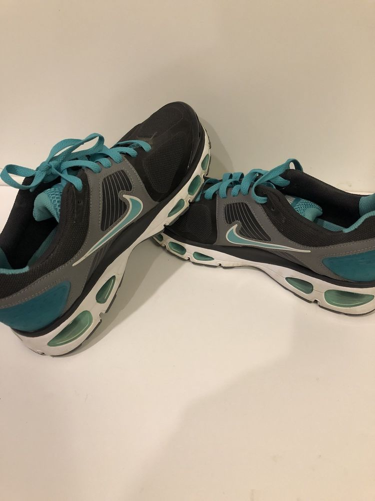 645f8d14b Nike Air Max Tailwind 4 Women s Athletic Shoes Size 9 Teal Gray Black   fashion  clothing  shoes  accessories  womensshoes  athleticshoes (ebay  link)