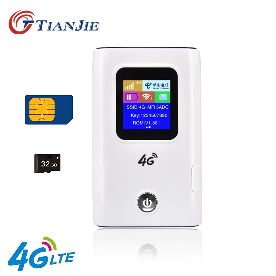 Unlocked 4G LTE CAT6 300Mbps Aircard 790s WiFi Router Mobile Hotspot Extender AP