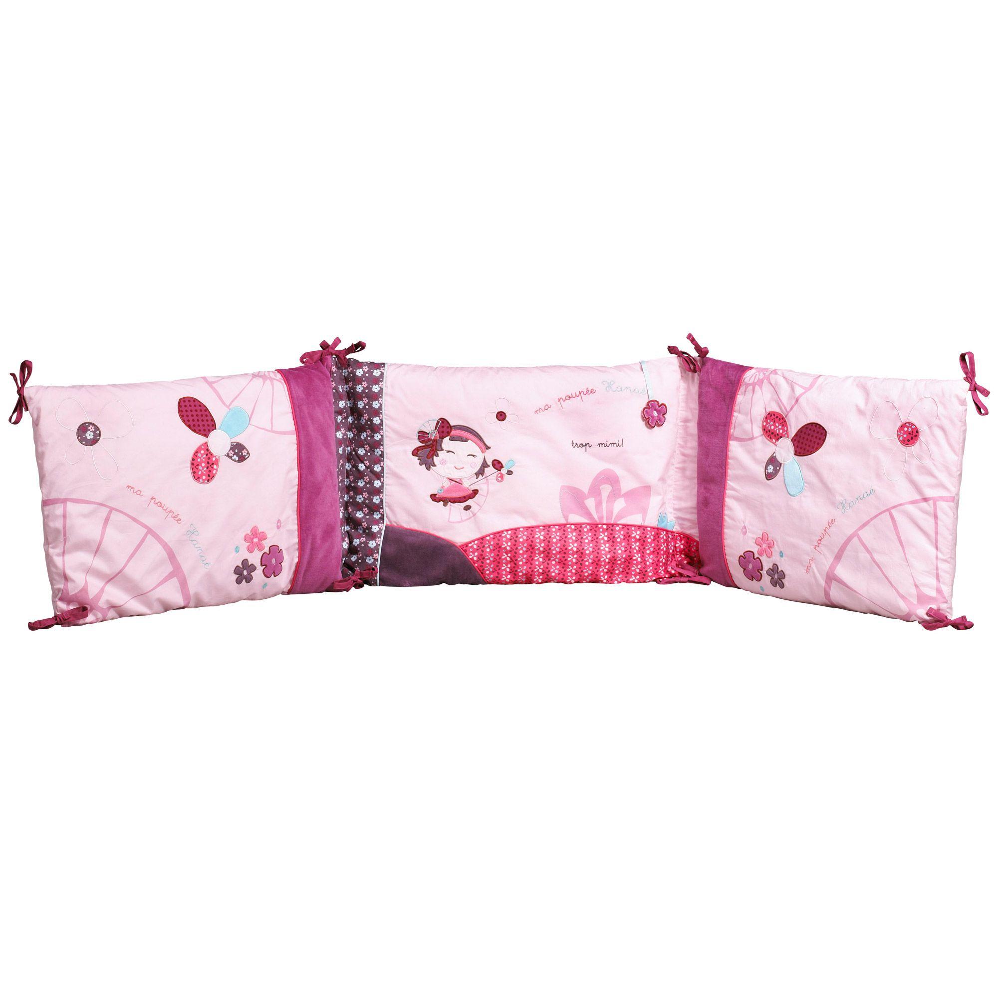 hana tour de lit rose baby love pinterest lit rose tour de lit et tour. Black Bedroom Furniture Sets. Home Design Ideas