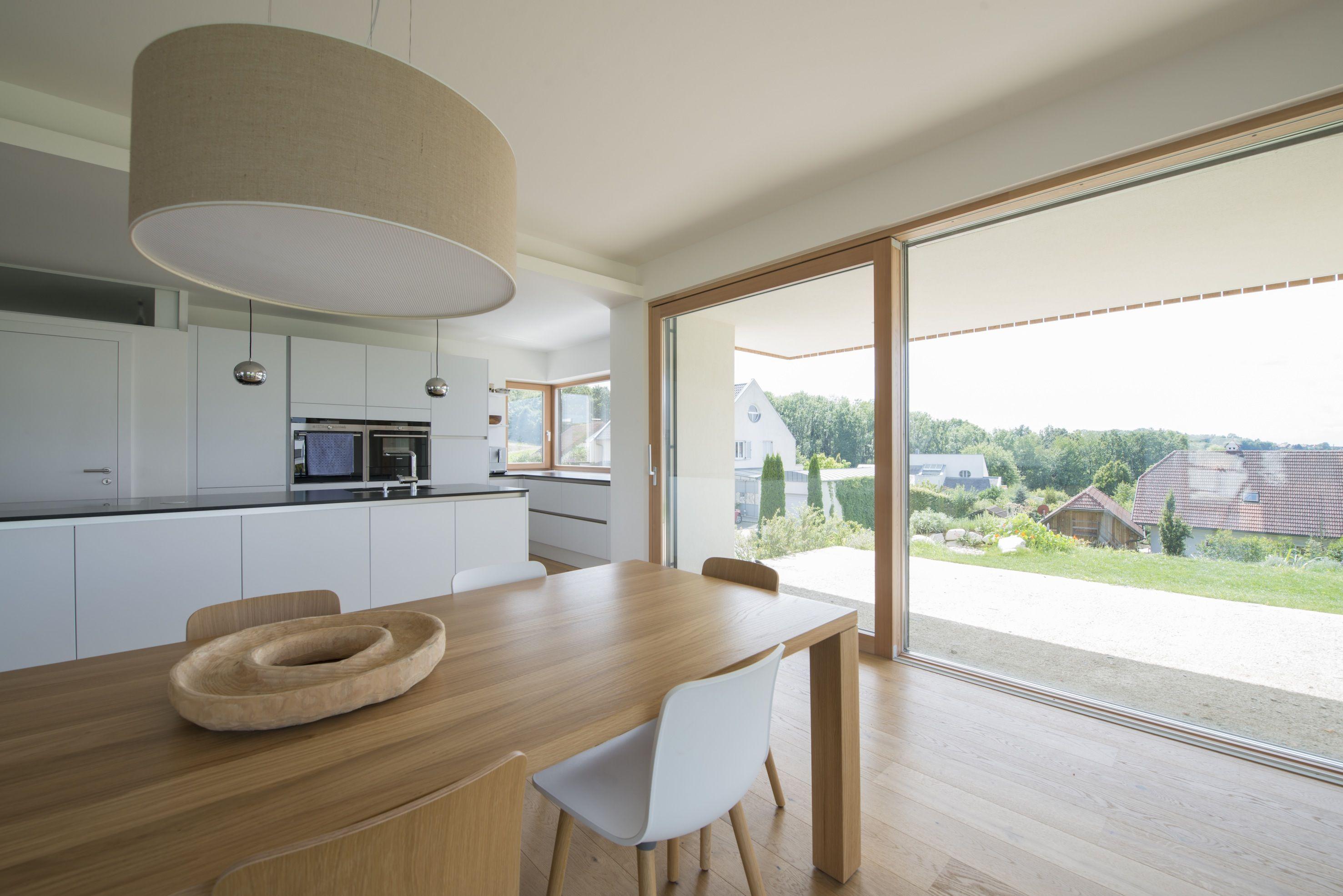 Holz/Aluminium-Fenstersystem HF 310. Fotocredit: #Internorm ...