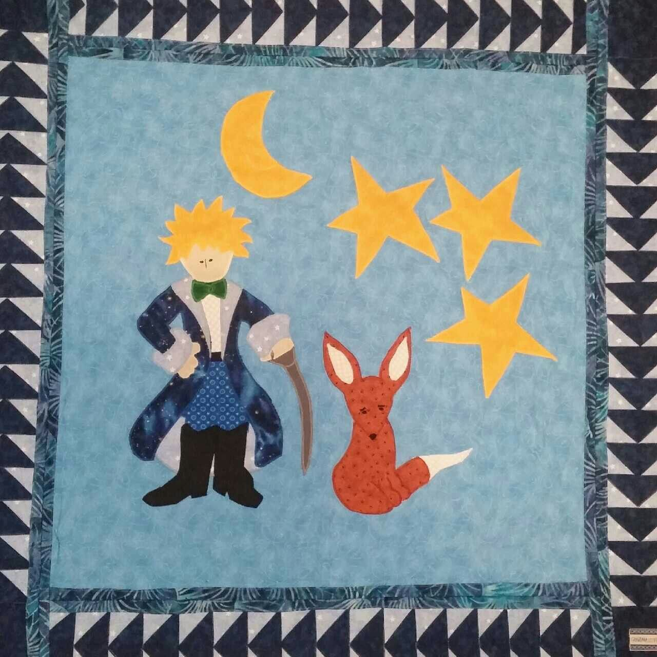 The Little Prince Quilt For Cameron Quilts Kids Rugs