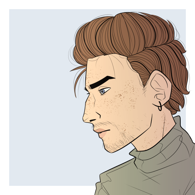 Maccready S Side Profile Lives Rent Free In My Head Side Profile Free In Profile